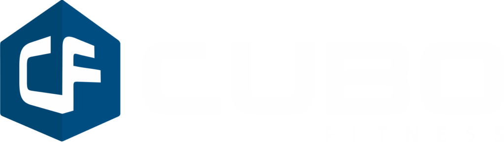 Logo Branco - CUBO Fitness